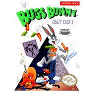 The Bugs Bunny: Crazy Castle For Nintendo NES Vintage - EE699779
