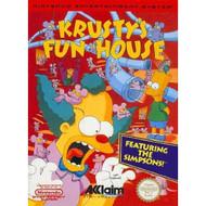 Krusty's Fun House Nintendo NES For Nintendo NES Vintage - EE699787