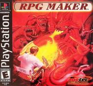 RPG Maker For PlayStation 1 PS1 - EE699830