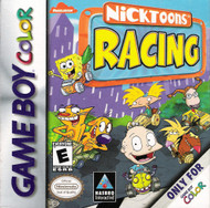 Nicktoons Racing On Gameboy Color - EE699873