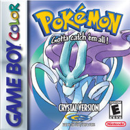 Pokemon Crystal Version On Gameboy Color RPG - EE699881