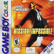 Mission: Impossible On Gameboy Color - EE699896