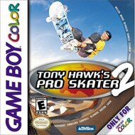 Tony Hawk's Pro Skater 2 On Gameboy Color - EE699902