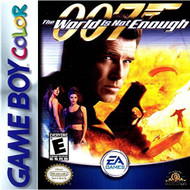 007: The World Is Not Enough On Gameboy Color - EE699901