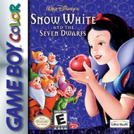 Snow White And The Seven Dwarves For 7 On Gameboy Color - EE699903
