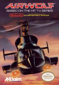 Airwolf For Nintendo NES Vintage Flight - EE699906