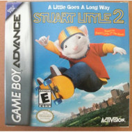 Stuart Little 2 Nintendo Game Boy Advance Rated E For GBA Gameboy - EE699962