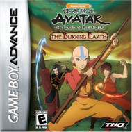 Avatar: The Burning Earth For GBA Gameboy Advance - EE699976