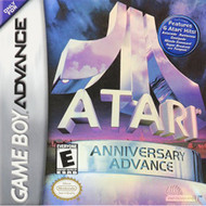 Atari Anniversary Advance For GBA Gameboy Advance Arcade - EE700000