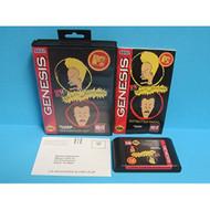 Beavis And Butt-Head For Sega Genesis Vintage - EE700109