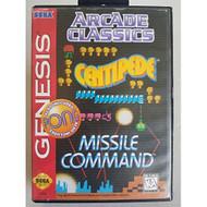 Arcade Classics For Sega Genesis Vintage - EE700111