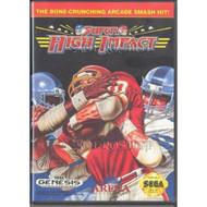 Super High Impact Football For Sega Genesis Vintage - EE700125