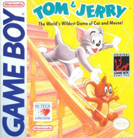 Tom And Jerry On Gameboy - EE700200