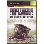 Brothers In Arms Earned In Blood Xbox For Xbox Original Shooter - EE700213