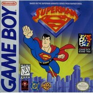 Superman On Gameboy - EE700235