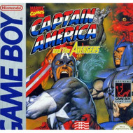 Captain America And The Avengers On Gameboy - EE700240