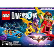 Lego Batman Movie Story Pack Lego Dimensions Not Machine Specific Toy - EE700260