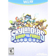 Skylanders Swap Force Game Only For Wii U RPG With Manual And Case - EE700335