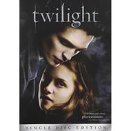 Twilight Single-Disc Edition On DVD With Kristen Stewart Drama - EE700370