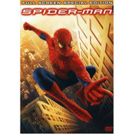 Spider-Man Full Screen Special Edition On DVD With Cliff Robertson - EE700372