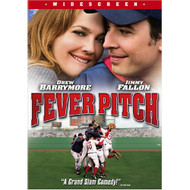 Fever Pitch Widescreen Edition On DVD With Drew Barrymore Comedy - EE700378
