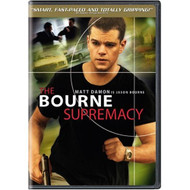 The Bourne Supremacy Widescreen Edition On DVD With Matt Damon - EE700405
