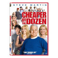 Cheaper By The Dozen On DVD With Steve Martin - EE700416