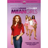 Mean Girls Full Screen Edition On DVD With Lindsay Lohan - EE700423