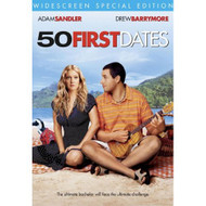 50 First Dates Widescreen Special Edition On DVD With Adam Sandler - EE700435