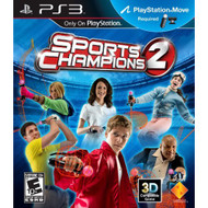 Sports Champions 2 For PlayStation 3 PS3 - ZZ700465