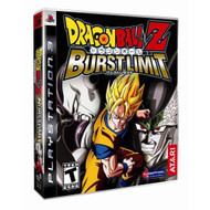 Dragonball Z: Burst Limit For PlayStation 3 PS3 Fighting - EE700502