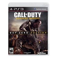 Call Of Duty Advanced Warfare Day Zero Edition PS3 For PlayStation 3 - EE700505
