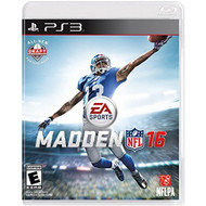 Madden NFL 16 For PlayStation 3 PS3 Football - EE700508