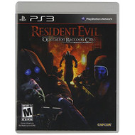 Resident Evil: Operation Raccoon City For PlayStation 3 PS3 Shooter - EE700528