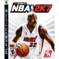 NBA 2K7 For PlayStation 3 PS3 Basketball - EE700558