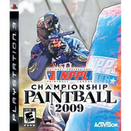NPPL Championship Paintball 2009 For PlayStation 3 PS3 - EE700690