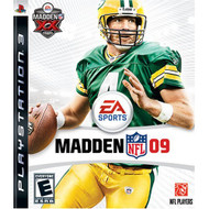 Madden NFL 09 For PlayStation 3 PS3 Football - EE700695