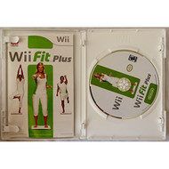 Wii Fit Plus Game Only NTSC - ZZ700758