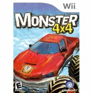 Monster 4X4: World Circuit For Wii Racing With Manual And Case - EE700826