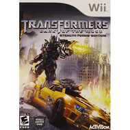 Transformers: Dark Of The Moon For Wii With Manual and Case - EE700837