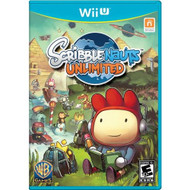 Scribblenauts Unlimited For Wii U With Manual And Case - EE700852
