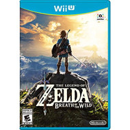 The Legend Of Zelda: Breath Of The Wild For Wii U - EE700882