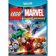 Lego: Marvel Super Heroes For Wii U - EE700881