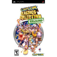 Capcom Classics Collection Reloaded Sony For PSP UMD Arcade - EE700888