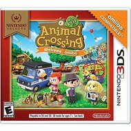 Animal Crossing: New Leaf For 3DS With Manual and Case - EE700914