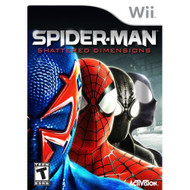 Spider-Man: Shattered Dimensions For Wii - EE700935