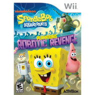 Spongebob Squarepants: Plankton's Robotic Revenge For Wii - EE700954