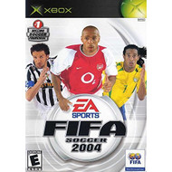 FIFA Soccer 2004 For Xbox Original - EE700980