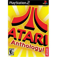 Atari Anthology For PlayStation 2 PS2 Arcade - EE700986
