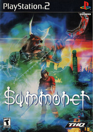 Summoner For PlayStation 2 PS2 RPG - EE701006